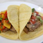 Tacos from Back to Basics: Latin American Cuisine Workshop to Go
